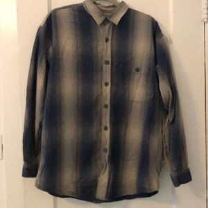 Patagonia Men's Organic Cotton Button Down Large